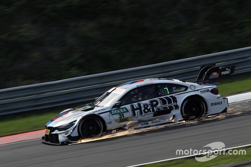 14. Tom Blomqvist, BMW Team RBM, BMW M4 DTM