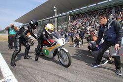 Kazuyoshi Hoshino, Honda RC 164
