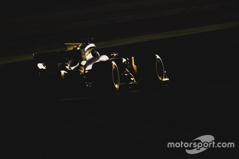 Mardi : Jolyon Palmer, Renault F1 Team