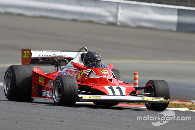 フェラーリ312T2