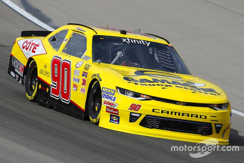 Martin Roy, Chevrolet