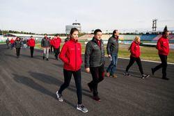 Keszthelyi Vivien - Audi TT Cup teszt