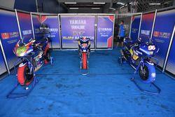 Yamaha TJM garage