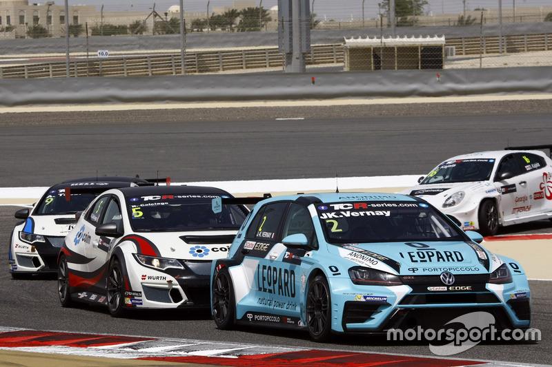 Жан-Карл Верне, Leopard Racing Team WRT, Volkswagen Golf GTi TCR