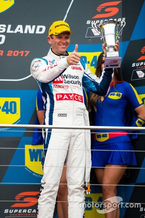 Podium: third place Garth Tander, Garry Rogers Motorsport