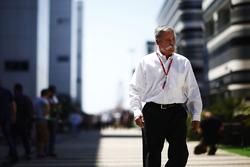 Chase Carey, Formel-1-Boss