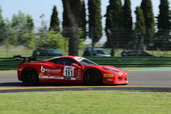 Leonardo Baccarelli, Caal Racing, Ferrari 458 Italia Evo-GTCup