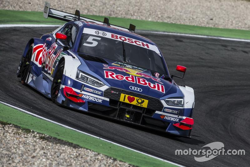 11. Mattias Ekström, Audi Sport Team Abt Sportsline, Audi A5 DTM