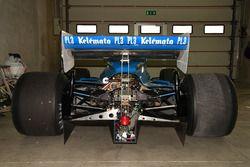 Heck des Osella FA1E von Piercarlo Ghinzani