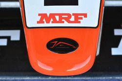 MRF F1600 nose detail