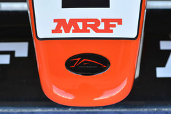MRF F1600 nose detail