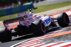 Alfonso Celis Jr, Sahara Force India F1 VJM10