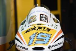 Bike of Gabriel Rodrigo, RBA Racing Team