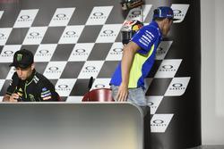 Andrea Iannone, Team Suzuki MotoGP, leaving early