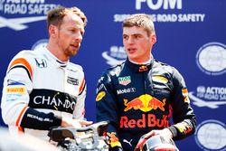 Jenson Button, McLaren, Max Verstappen, Red Bull