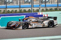 #057 FP1 Ginetta G57, Mike Simpson, Giulio Borglenghi, Ginetta USA