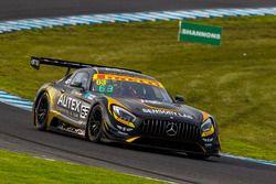 #63 Mercedes AMG GT3: Dominic Storey; Peter Hackett