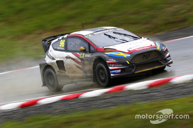 kevin eriksson mjp racing team austria ford hell photos world rallycross. Black Bedroom Furniture Sets. Home Design Ideas