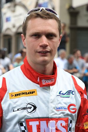 Nigel Moore, Tockwith Motorsports