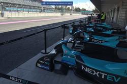 Box NEXTEV TCR Formula E Team
