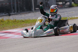 ROK Shifter Masters winner Victor Jiminez
