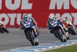 Alex Lowes & Sylvain Guintoli, Pata Yamaha