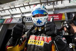 Race 2 polezitter Chaz Mostert, Rod Nash Racing Ford
