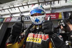 Race 2 polesitter Chaz Mostert, Rod Nash Racing Ford
