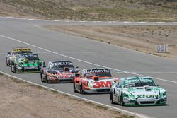 AgustIn Canapino, Jet Racing Chevrolet, Mariano Werner, Werner Competicion Ford, 3\, Mauro Giallomba