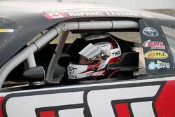 Raphaël Lessard, David Gilliland Racing