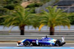 Diego Menchaca, Campos Racing, Jerez de la Frontera 2016