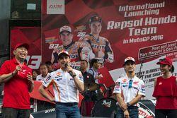 Dani Pedrosa, Repsol Honda Takımı ve Marc Marquez, Repsol Honda Takımı