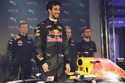 Daniel Ricciardo, Red Bull Racing met de RB12 livery