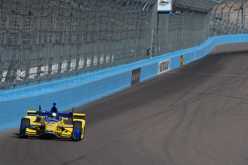Phoenix : Marco Andretti