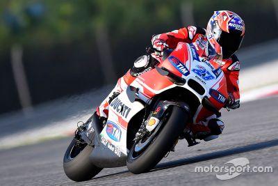 Shakedown: Ducati GP16