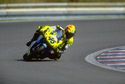 Валентино Росси, первая победа в Гран При, Брно, 1996