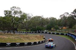 #75 Melbourne Performance Centre Audi R8 LMS: Steve McLaughlin, René Rast, Garth Tveer