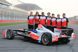 Teamfoto Mahindra Racing