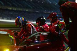#62 Risi Competizione Ferrari F458: Toni Vilander