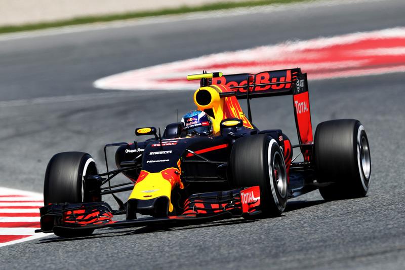 Макс Ферстаппен, Red Bull – Гран При Испании 2016 года