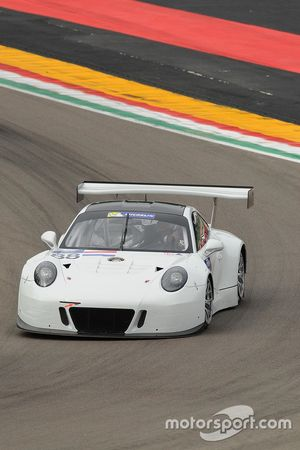 #88 Mentos Racing, Porsche 911 GT3: Egidio Perfetti, Klaus Bachler