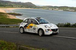 Callum Devine, Opel Adam R2