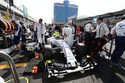 Felipe Massa, Williams FW38 op de startopstelling