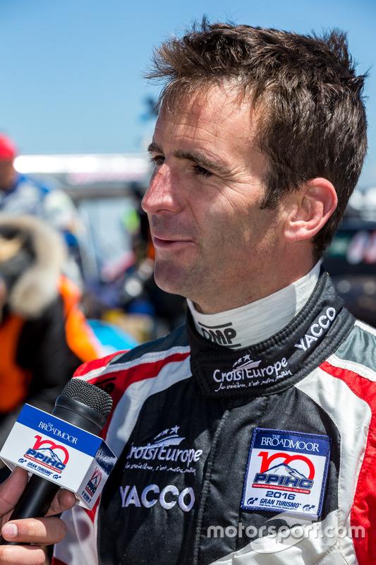 Genel klasman birincisi Romain Dumas
