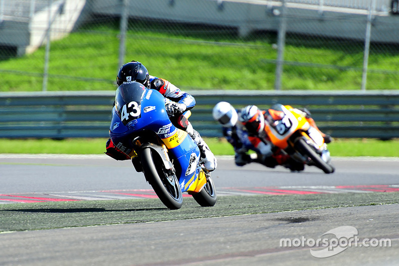 IDM 125ccm: Red Bull Ring