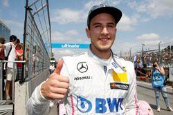 Обладатель поула - Кристиан Фиторис, Mercedes-AMG Team Mücke, Mercedes-AMG C63 DTM