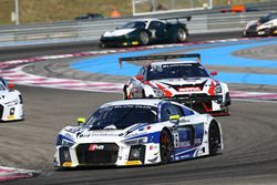 #25 Sainteloc Racing Audi R8 LMS GT3: Gregory Guilvert, Mike Parisy, Christopher Haase