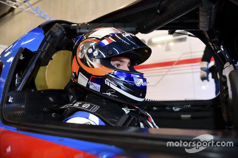 #9 Graff Racing, Ligier JS P3 - Nissan: Paul Petit