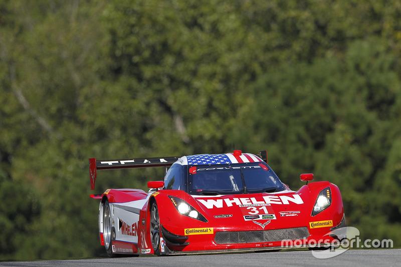 #31 Action Express Racing, Corvette DP: Eric Curran, Dane Cameron, Simon Pagenaud