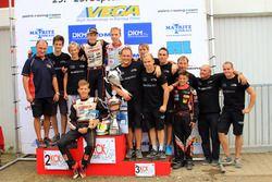 CRG TB Racing gewinnt Teamwertung